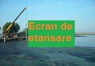 Ecran etansare ARPECHIM